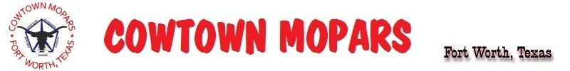 Cowtown Mopars