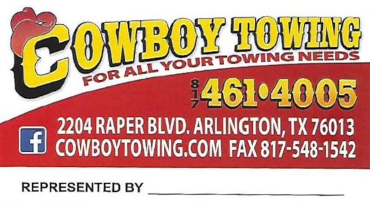 Cowboy Towing