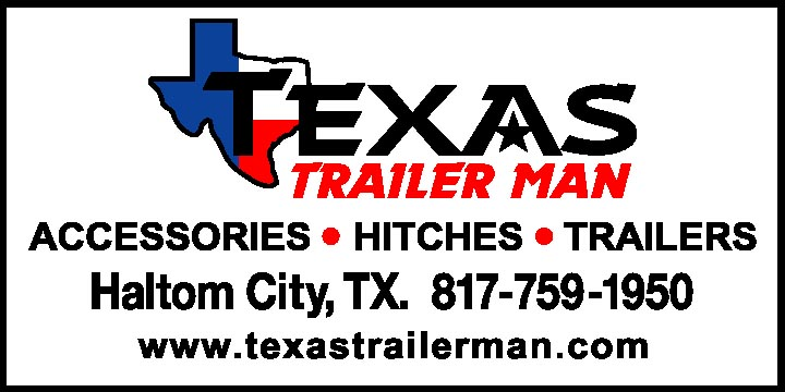Texas Trailer Man Logo